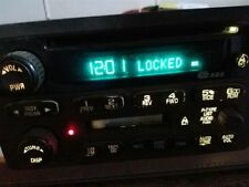 UNLOCKED PLUG & PLAY RADIO CD PLAYER CASSETTE TAPE AM MONO FM STEREO OPT UP0 FIT