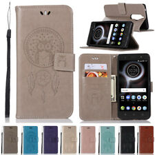 For Lenovo K5 K6 K8 Note Luxury Printing Magnetic Leather Wallet Flip Case Cover