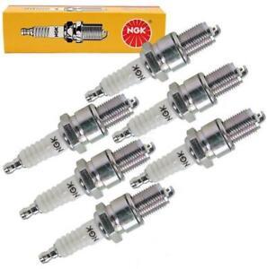 EAC8917 JAGUAR DAIMLER 6 X NGK SPARK PLUGS FITS E-TYPE, 420, MK10 XJ6 DS420