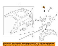 Acura HONDA OEM 01-06 MDX Quarter Panel-Bumper Bracket Right 65756S3VA00ZZ