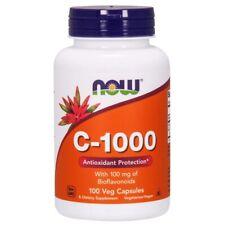 Now Foods - C-1000, 100 Veg Capsules - Vitamin C, Immune Support