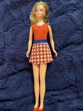 VINTAGE GROWING UP SKIPPER DOLL IN ORIGINAL OUTFIT