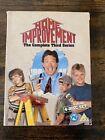 Home Improvement - Series 3 - Complete (DVD R2, 4-Disc Set, Box Set)