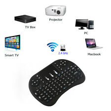 2.4G Mini Wireless Air Mouse QWERTY Keyboard Touchpad For Android TV Box X96 MXQ