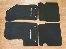 12-14 DODGE AVENGER CARPET FLOOR MATS OEM #1672