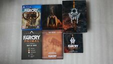 Far Cry Primal PS4 Collector's Edition Sony PlayStation 4 Far Cry Primal UBISOFT