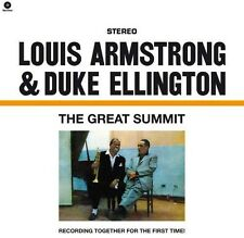 Louis Armstrong & Duke Ellington - Great Summit [New Vinyl] Bonus Track, 180 Gra