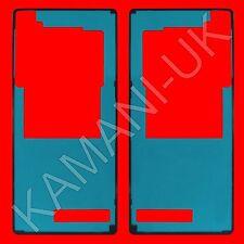 Vidrio Trasero Tapa de la batería Adhesivo Cinta Pegamento Adhesivo Para Sony Xperia Z3 d6603 43