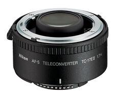 Nikon Af-s Teleconverter Tc-17e II Lens 1 Year