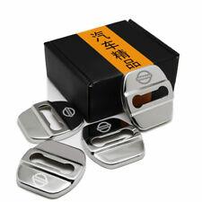 Stainless Steel Door Lock Striker Cover Door Striker Cover For Nissan Sentra