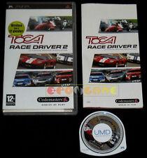 TOCA RACE DRIVER 2 Psp Versione Italiana 1ª Edizione •••• COMPLETO