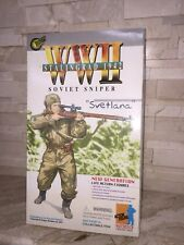 SOVIET SNIPER SVETLANA WW2 STALINGRAD 1942 DRAGON ACTION FIGURE