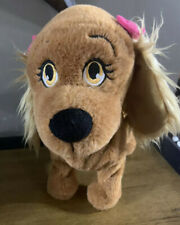Club Petz Lucy The Interactive Dog Camel Brown Cockerspaniel Puppy