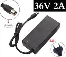 chargeur 36V pour trottinette / velo VIRON 800W / 1000W Batterie au Plomb