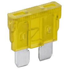 10 x KFZ-Sicherung 20 A Gelb Flachsicherung Stecksicherung 4380