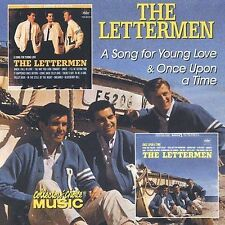 A Song for Young Love/Once Upon a Time by The Lettermen (CD, Oct-2002, Collector