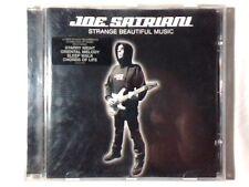 JOE SATRIANI Strange beautiful music cd KING CRIMSON SANTO & JOHNNY