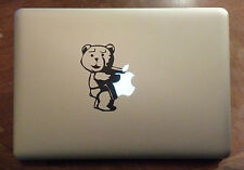 Ted Vinyl Sticker Decal Macbook Pro bumper car window laptop funny USA