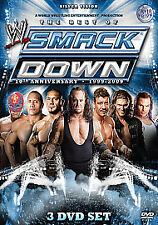 WWE The Best Of Smackdown 1999-2009 Dvd Brand New & Factory Sealed