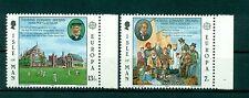 Isle of Man 1980 - Mi.164/65 - Europa: Persomalities