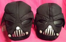 NWT Young Men's Star Wars Slippers M 8/9 DARTH VADER Disney Bed Shoes NEW $40