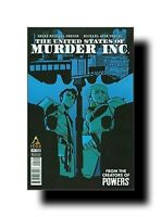 The United States of Murder Inc.#1A Icon 2nd print COMIC BOOK Bendis Powers 3 GD