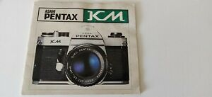 Pentax KM Original box and Manual