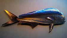 DORADO MAHI MAHI DOLPHINFISH DOLPHIN FISH FISHING METAL WALL ART HOME DECOR