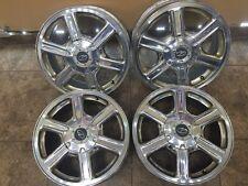 "17"" inch OEM Factory GMC Envoy Oldsmobile Bravada Wheels Rims 6052 Chrome"