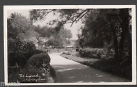 Postcard Somerton Somerset early view of The Lynch looking East old RP