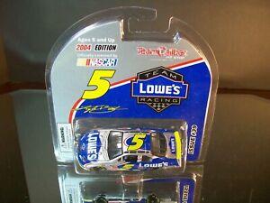 Rare Kyle Busch #5 Lowe's Rookie 2004 Chevrolet Monte Carlo 1:64 T.C.