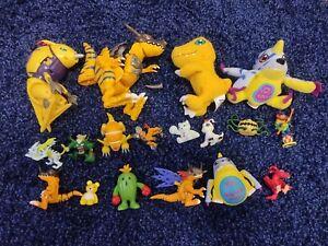 Digimon Bandai Figure Bundle 90's