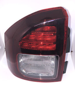 2014-2017 Jeep Compass Driver Left LED Tail Light 05272909 OEM