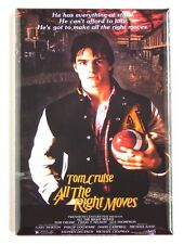 All the Right Movies FRIDGE MAGNET (2.5 x 3.5 inches) movie poster tom cruise