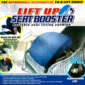 Lift Up Easy Seat Assist Standard Manual Lifting Cushion Up To 135Kg AU STOCK