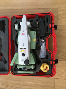 """Leica TS15 3"""" R400 Imaging Total Station (with camera)"""