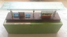 RARE VERO EAST GERMAN GDR N SCALE GAUGE TRAIN STATION 54 57220 129 00202 MITROPA
