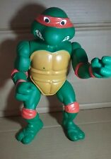 BIG FIGURE JUMBO TMNT TEENAGE MUTANT NINJA TURTLES VINTAGE 1989 13 inch Rare