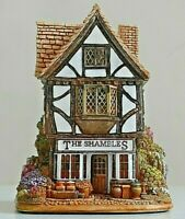 "Lilliput Lane ~ LITTLE SHAMBLES ~ L2629 ~ Boxed ~ 2.25"" Tall ~ York ~ Miniature."