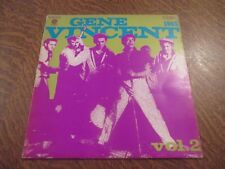 33 tours GENE VINCENT STORY volume 2 1958