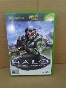 Xbox Game - Halo Combat Evolved. Good.