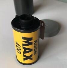 Kodak Max 400 Color Film (1 roll) - 35mm