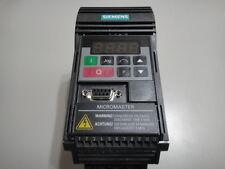 NEW SIEMENS MICROMASTER Frequency-Inverter FSA (F) XAN255MM034D