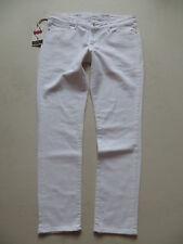 Levi's Skinny Fit Jeans Hose, W 33 /L 32, weiß, NEU ! white Stretch Denim, RAR !