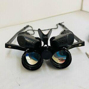 Beecher Mirage Long Distance Viewing Binoculars with Case & TOOLS