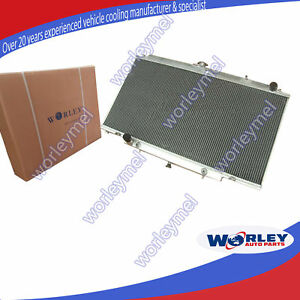 QLD GPI Radiator for PATROL GU Y61 2.8L 3.0L RD28 ZD30 CR 99-13 AT MT 3 core