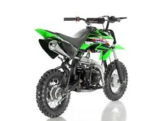 New kid Size - Amstar - 70cc Dirt Bike green