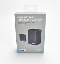 GoPro Dual Battery Charger w/ One Battery for HERO8/7/6 Black (AJDBD-001)