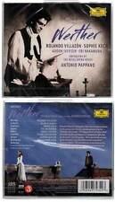 "MASSENET ""Werther"" (2 CD) Villazon,Koch,Pappano 2012 NEUF"
