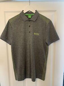 Hugo Boss Mens Golf Polo Shirt